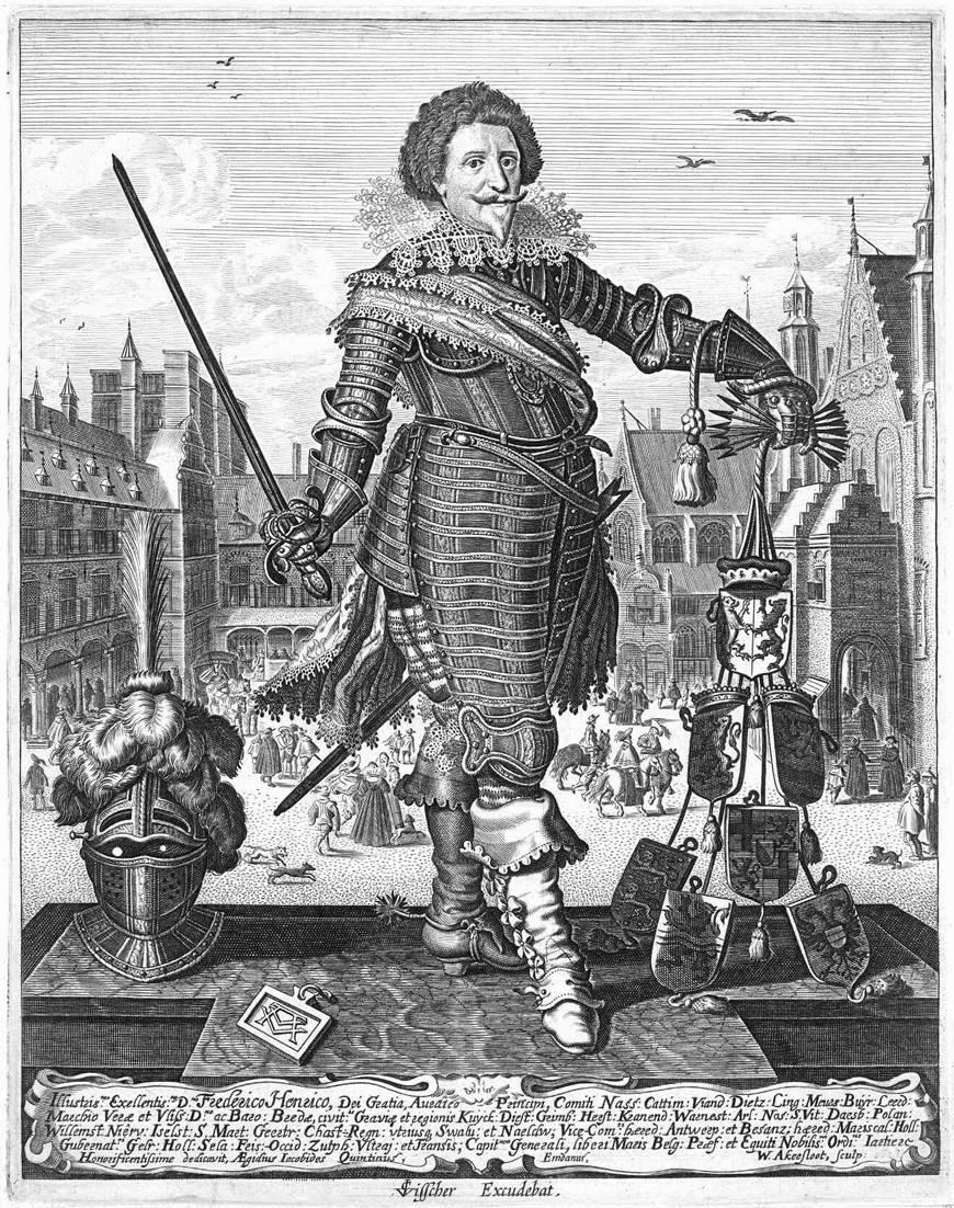Frederik Hendrik Prins Van Oranje